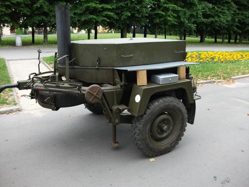 BTR 40 Wiesław Majewski Wynajem pojazdów militarnych i zabytkowych Wrocław  -> Kuchnia Polowa Ceny